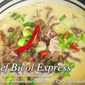 Beef Bicol Express