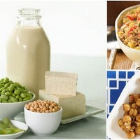50 Vegetarian and Plant Based Protein Sources