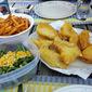 Light and Crispy Fish & Chips