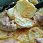 Cheesy Ham & Potato Casserole