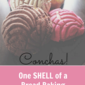 Conchas - One SHELL of a Roundup! #BreadBakingBabes
