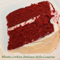 Semi Homemade Red Velvet Cake