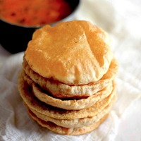 How to Make Perfect Puri/Poori
