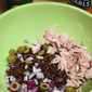 Tuna, Olive & Wheat Berry Salad