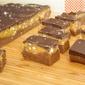 Salted Chocolate Bourbon Praline Fudge
