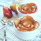 Easy Sauteed Apple Oatmeal Breakfast Roses