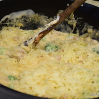 Easy Sausage Pierogi Bake Recipe By Patti Cookeatshare