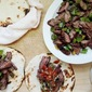 Carne Asada with Grilled Bell Pepper