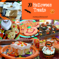 Halloween Recipe Round Up - 20+ SpooktacularTreats