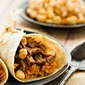 Posole Burritos! A Slow Cooker Recipe