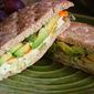 Very Veggie Egg White Breakfast Sandwich