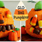 GLO-Ball Pumpkins
