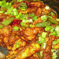 Dragon Chicken Recipe - Restaurant Style
