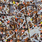 Quick and Easy Chocolate Halloween Bark