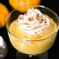 Easy Vegan Pumpkin Mousse