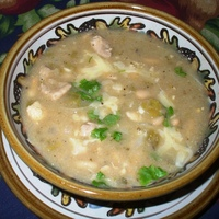 Chicken and Cannellini Bean Soup