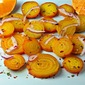 Roasted Golden Beets with Orange Pepper Vinaigrette