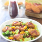 Chicken and Pomegranate Salad