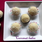 Coconut ladoo recipe with condensed milk – easy Diwali recipes