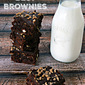 Absolute BEST Brownies~ Secret Recipe Club