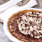 French Silk Pie with a Spicy Mexican Twist