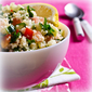 Tabouleh and the Food of Souk el Tayeb Market