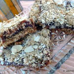 DATE butter square bars - gourmet style