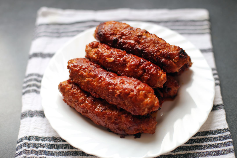 Home Made Skinless Pinoy Chicken Sausage Recipe By Shalina