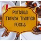 Portable Thanksgiving Desserts to Make and Take