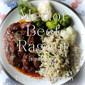 Merlot Beef Ragout