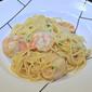 Poblano Shrimp Pasta