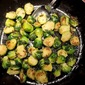 Brussels Sprouts with Honey and Whole-Grain Mustard