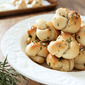 Easy Brown Butter and Herb Garlic Knots