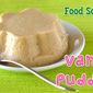 Fun Food Science! 3-Ingredient Vanilla Pudding - Video Recipe