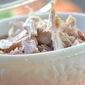 Mushroom Pot Pie for Leftover Turkey