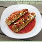 Veggies as a Main Dish #SundaySupper...Featuring Greek Stuffed Baked Zucchini