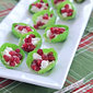 Healthy Holiday Appetizers: Goat Cheese Brussels Sprouts Bites