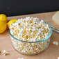 Lemon Parmesan Popcorn