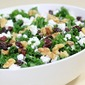 Kale, Cranberry, Walnut & Feta Salad