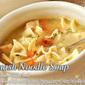 Squash Noodle Soup