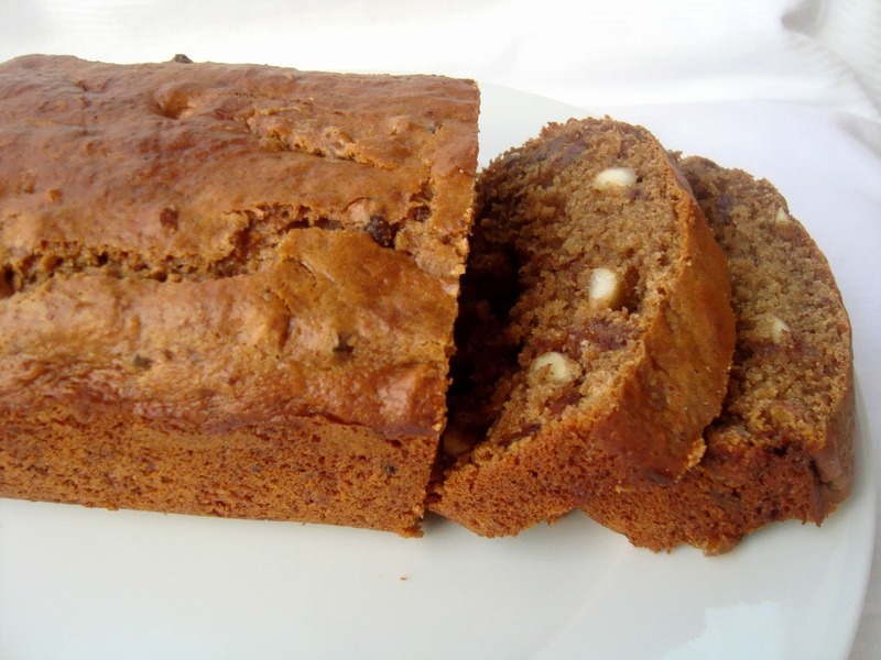 Dates and Nuts Loaf