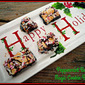 Glade® Limited Edition Winter Collection...Featuring Peppermint Bark Magic Cookie Bars #HolidayWithGlade #ad