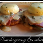 Thanksgiving Benedict
