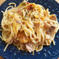 Pork Tetrazzini