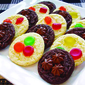 Chewy Jujube Cookies