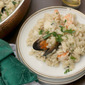 Mixed Seafood Risotto and a #FeastoftheSevenFishes Menu