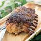 Aussie Pork Rack, Cooking with Australian Native Ingredients