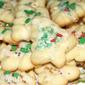 Classic Butter Spritz Cookies