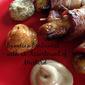 Bavarian Bratwurst Wrapped in Bacon