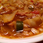 Pressure Cooked Cabbage Soup